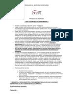Requisitos y Formulario de Adopcion 2014