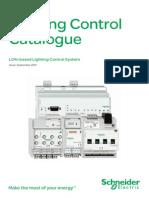 LON-based Lighting Control System