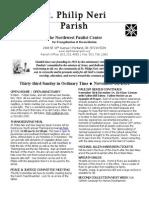 Nov 16 Bulletin