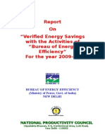 Verified Savings Report for 2009-10.doc