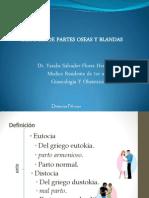 Distocias Oseas y Blandas Yarahs