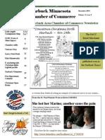 SACC Newsletter November 2014