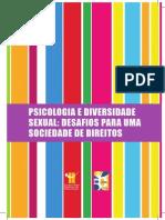 Diversidade Sexual e psicologia