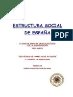 Estructura Social de España