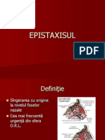 Epistaxisul