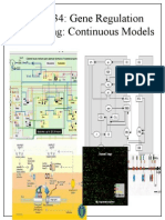 Genenets Cont Models