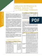 GESTION TRIBUTARIA PERU