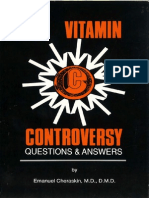 The Vitamin C Controversy