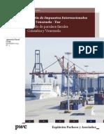 Boletín N° 1 - Impuestos Internacionales - Listado de Paraísos Fiscales