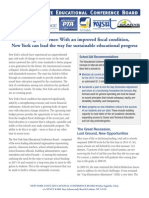 NYS Educational Conference Board Report - 2014