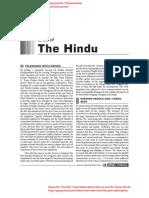 Upscportal Gist of the Hindu May 2014
