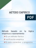 7 Metodoempirico 130321075822 Phpapp02