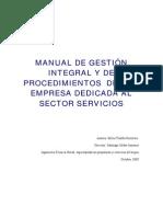 Manual de Gestion Integral y Procedimientos1