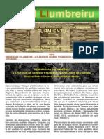 RIESCO CHUECA, Pascual (2014), Desinencias volanderas. La flexión de género y número en apellidos de Zamora. El Llumbreiru [publicación trimestral de la Asociación Cultural Zamorana Furmientu], 38, pp. 1-6.