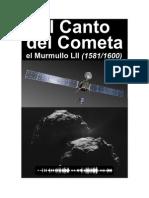 (52) M-LII (1581-1600) El Canto Del Cometa