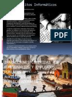 Infracciones Cometidas Por Funcionarios y Empleados Públicos y