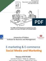 2. Social Media and Marketing