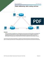 Lab Cisco Ipv6