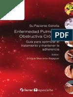 Guía para optimizar el tratamiento y mantener la adherencia en EPOC