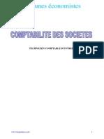 Comptabilité de Sociètè