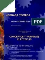 CHARLA Instalacion.electrica-Incendios