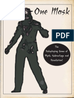 One Mask