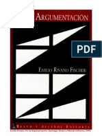 ARGUMENTATION (Spanish Text)