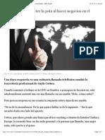 5 pistas para no meter la pata al hacer negocios en el extranjero - BBC Mundo.pdf