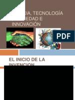 Ciencia, Tecnología , Sociedad e Innovación