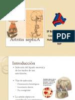 20111013 Artritis Septica Pediatria