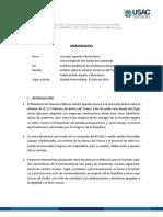 Análisis IPNUSAC Bonos del Tesoro 2013