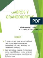 Gabros y Granodiorita