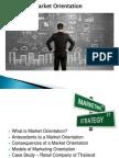 Market Orientation