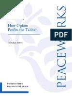 Taliban Opium