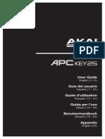APC Key 25 - User Guide - v1.0
