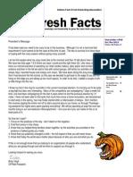 Fresh Facts Oct/Nov 14