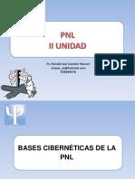 Unidad II Terapia Pnl