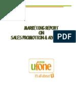 Marketing Report-Ufone