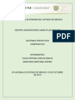Sistemas Operativos Temas