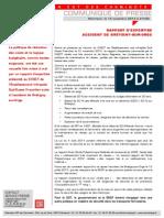 Rapport Bretigny/orge