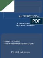 Anti Protozoa