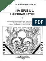 Universul Lui Edgar Cayce cartea a doua