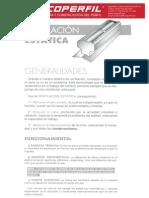 Ventilacion Industrial Lineal No Forzada