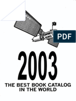 Loompanics Catalog 2003
