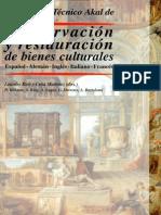 Diccionario técnico AkaL de conservación y restauración de bienes culturales