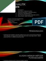 Presentasi Kimia Analitik