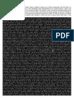 Fichas Segundo Parcial Epistemologia de las ciencias Sociales