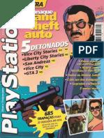 Playstation Extra - Almanaque GTA