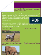 African Introduction...