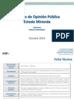 Laminas Encuesta Miranda OCT 2014-2
